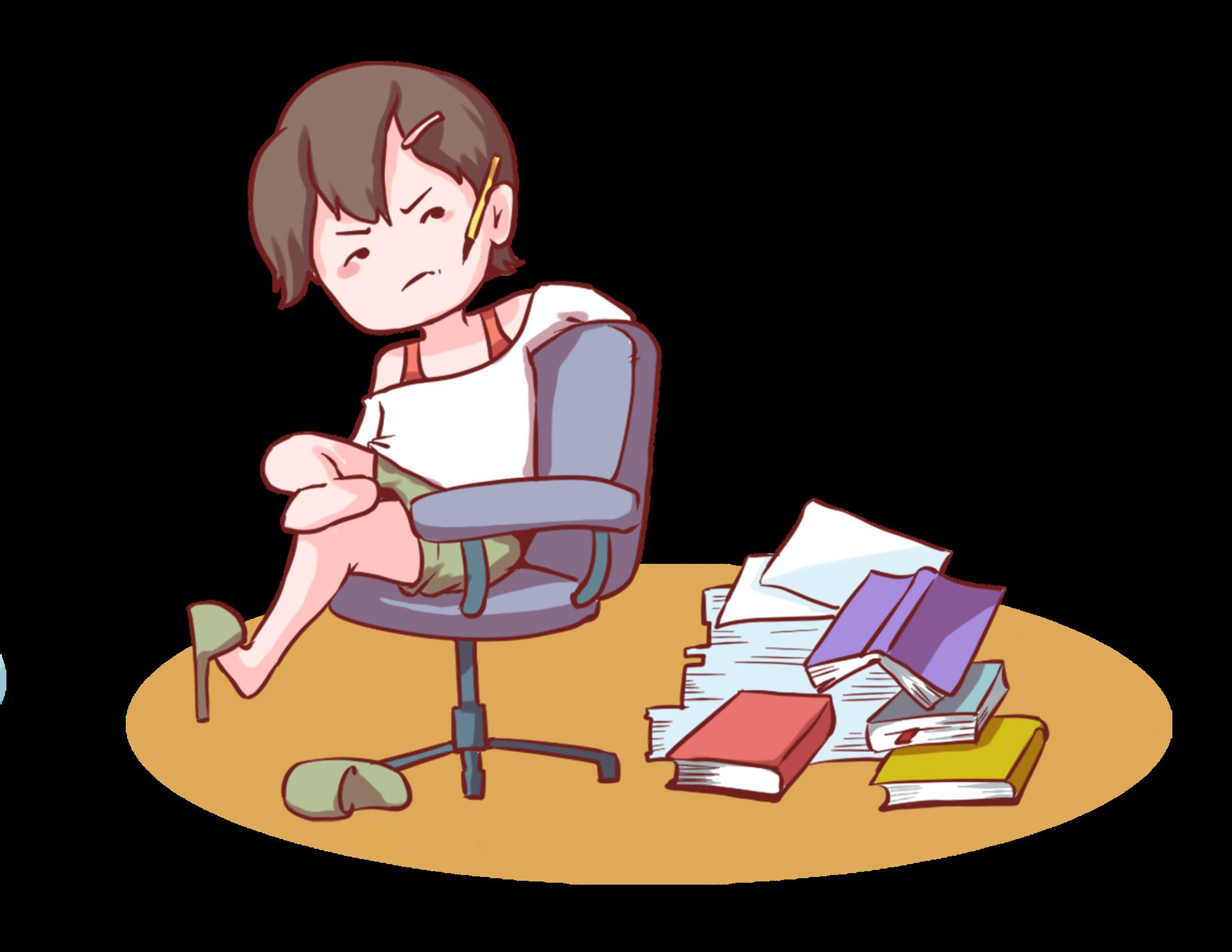 应对疲劳的7个建议(5):放慢节奏