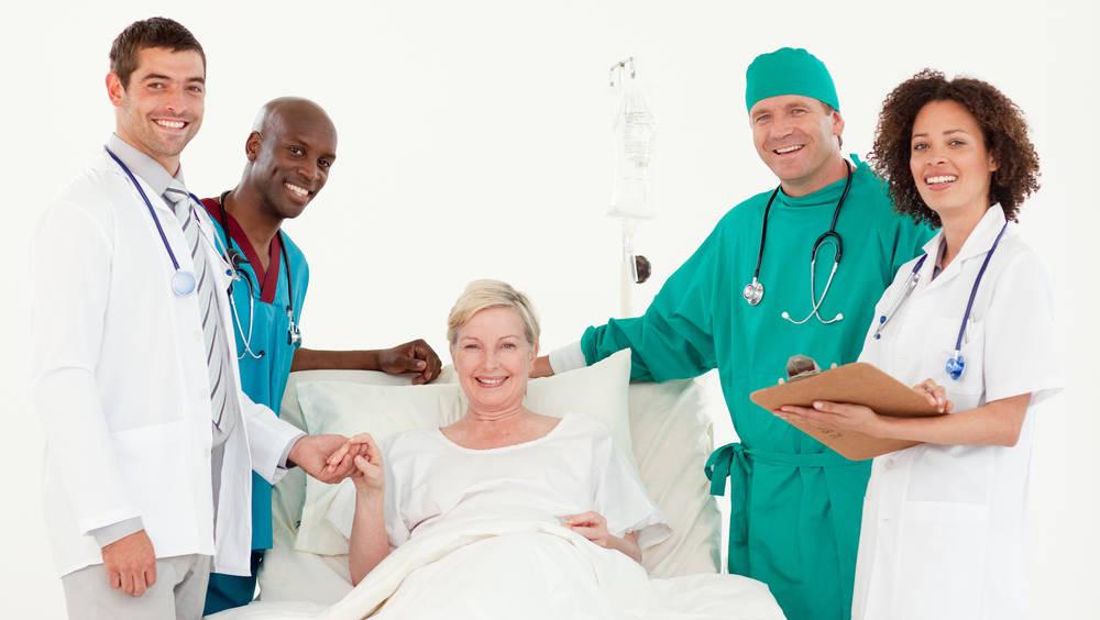 癌症病人的家庭护理:日常护理