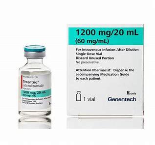阿替利珠单抗(Atezolizumab,泰圣奇,Tecentriq)