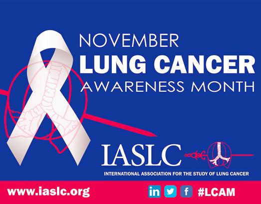 关注肺癌,共期未来——国际肺癌关注月启动在即