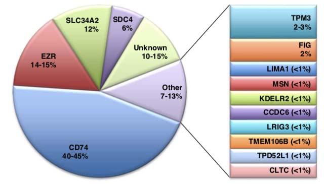 ROS1基因重排